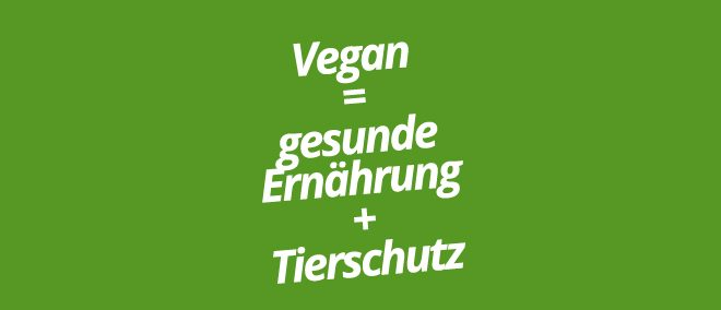 Vegane Ernährung & Tierschutz