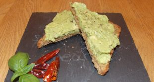 vegane Guacamole - Rezept