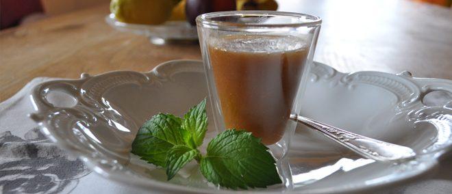 Veganer Apfelmus - Rezept