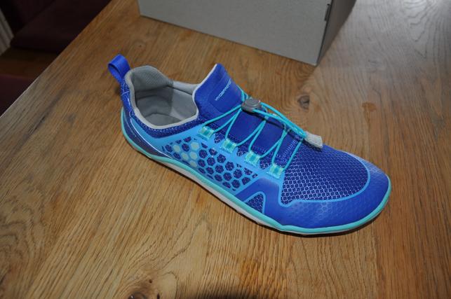 Vegane Schuhe von oben - Vivobarefoot Trail Freak Ladies
