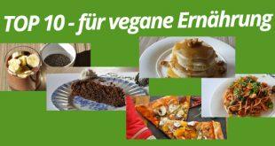 Gründe für vegane Ernährung - Rezepte von vegantwo.de