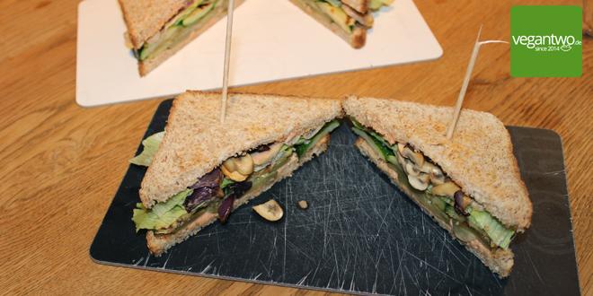 vegane Sandwiches - Rezept