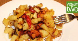Rezept für mallorquinische Rosmarinkartoffeln