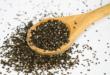 Chia 110x75 - Chia-Samen: Vielfältig in der Küche einsetzbar