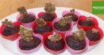 Schoko-Muffins mit Chiasamen